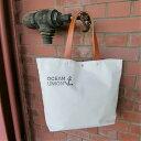 【 横浜帆布鞄 × OCEAN UNION 】 ボート トート バッグ
