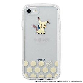 iDress iPhone SE 第2世代 iPhone 8/7/6s/6対応対応 ポケットモンスター IJOY ミミッキュ クリア i33DPM09