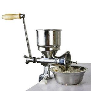 NEWTRY 手挽き穀物製粉機 手動 家庭用 DIY 小型 トウモロコシ、ごま、小豆、大豆、米、キビ、コショウ、粗塩などの調味料用 卓上型 3