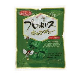 【森川健康堂】プロポリスキャンディー 100g オリゴ糖使用/のど飴/個包装【RCP】