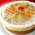ビジューのケーキ【エメラルド】・直径17cm