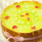 バースデーケーキ☆メロンのショートケーキ(メロンショート)直径17cm京都二条寺町ジェニアル謹製生ケーキメロン
