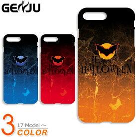 GENJU スマホケース 21 ハロウィン コウモリ スマートフォン カバー ケース iPhone 11 12 Pro mini Max XR XS X 5 / 5s / SE 6 / 6s 6 / 6s / 7 / 8 / SE2 6Plus / 6sPlus 7 / 8 / SE2 / 7Plus / 8Plus GALAXY S4 SC-04E S5 SCL23_SC-04F halloween 蝙蝠 ブランド