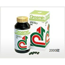 「送料無料」グロスミンCVE 2000錠(クロレラ健康食品)