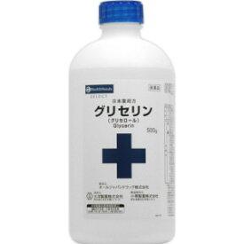 【第2類医薬品】AJD 日本薬局方 グリセリン 500g(グリセロール)