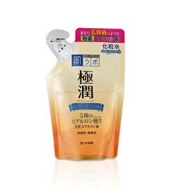 ロート 肌ラボ 極潤プレミアム特濃ヒアルロン液 詰替170mL(化粧品)