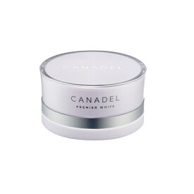 「2個なら送料無料」CANADEL カナデル プレミアホワイト オールインワン クリーム 58g(医薬部外品)