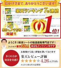 薬草genki樹液シート【足パンパン対策!朝スッキリ】