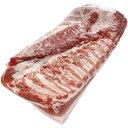 元気豚 バラブロック 不定貫(約4kg)【千葉県産豚肉】【三元豚】
