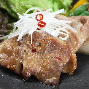 【冷凍食品】【お取り寄せ】元気豚 肩ロース焼肉(プルコギ風味付け)150g【千葉県産豚肉】【三元豚】