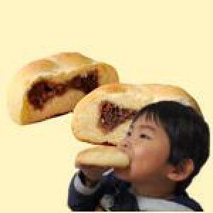 国産小麦100%ふくらむ魔法のあんパン(小倉あん)4個入り 代引不可 解凍・発酵不要で冷凍のまま約15分で焼くだけ 特許取得の冷凍パン生地をお試しください.無添加 白神酵母と厳選した素