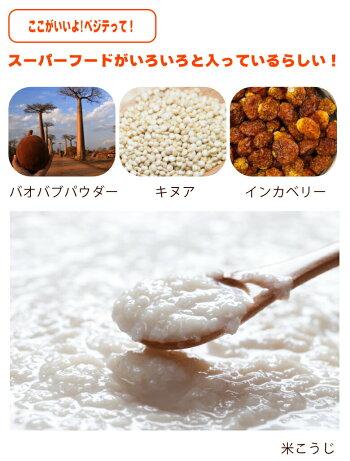 植物性カレーグルテンフリーカレー粉ベジテ
