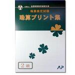 (AP)日商・日珠連珠算プリント集(2級・大判)