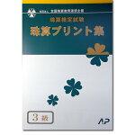 (AP)日商・日珠連珠算プリント集(3級・大判)