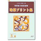 (AP)日商・日珠連珠算プリント集(5級)
