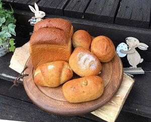 【農家直送】<玄米ぱん5種類6個Sセット> 送料無料!無添加 お試し 詰め合わせ パン 通常購入よりお得です。【他商品と同梱不可】冷凍パン 保存食 夜食 ギフト おきかえ 食パン 贈り物 玄