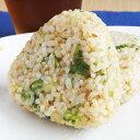 玄米 おにぎり ごまねぎ玄むす [ 手作りの 玄米おむすび です]【RCP】02P13Dec13