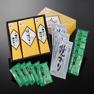 【永谷園】KD−25DO焼海苔・お茶漬け海苔セット【海苔ギフト】