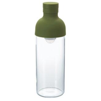 HARIO (hario) 過濾瓶橄欖綠色實際容量 300 毫升 FIB-30-噩