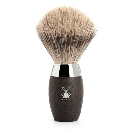 ミューレ・コスモ シェービングブラシ/ボグ・オーク (281H873)【髭剃り ひげ剃り シェービングブラシ 髭ブラシ はけ アナグマ毛 男性化粧品 メンズスキンケア】