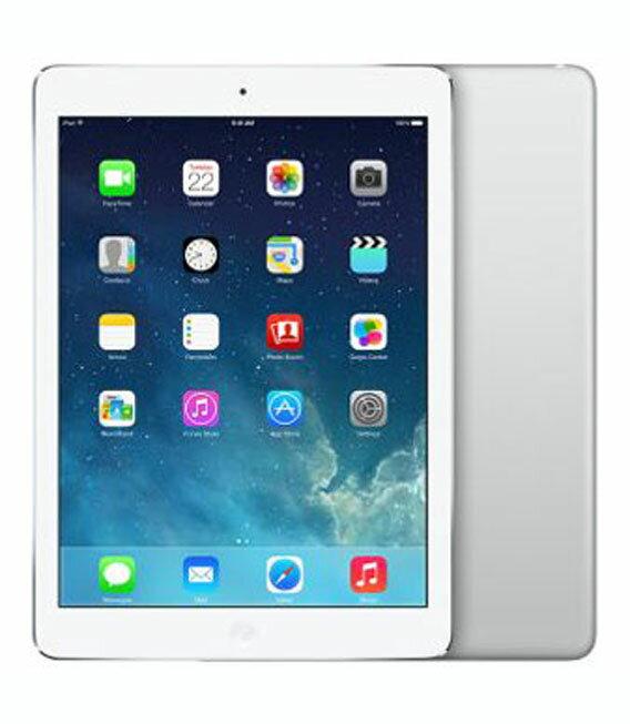 エントリーでP19倍以上!【中古】【安心保証】 iPadAir 1[海外WiFi16GB] シルバー