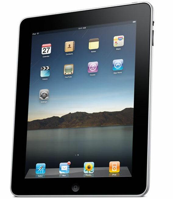 【中古】【安心保証】 iPad1[海外WiFi16GB] ブラック