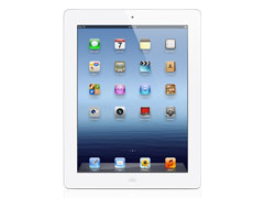 【中古】【安心保証】 SoftBank iPad3[セルラー32GB] ホワイト