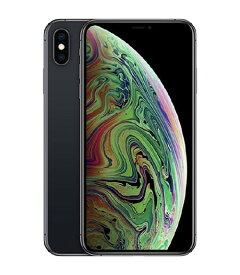 【中古】【安心保証】 SIMフリー iPhoneXSMax[512G] グレイ
