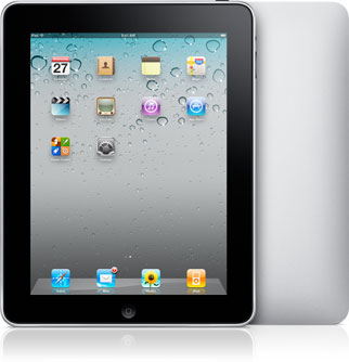 【中古】【安心保証】 iPad1[WiFi 64GB] ブラック