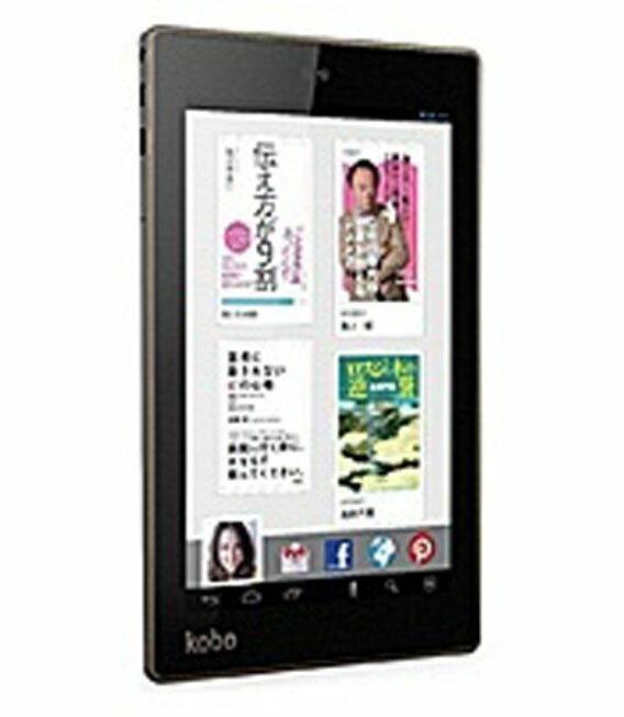 【中古】【安心保証】 KoboArc7HD[32GB] ブラック