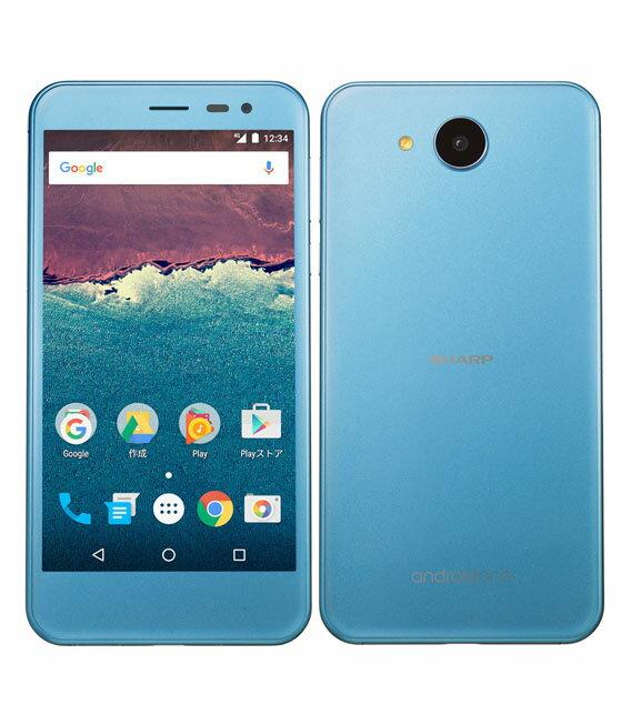 【中古】【安心保証】 Y!mobile Android One 507SH