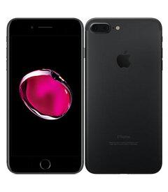 【中古】【安心保証】 docomo iPhone7Plus[256G] ブラック