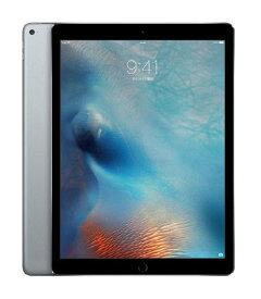 【9月20日限定企画!全品P10倍】【中古】【安心保証】docomo iPadPro 1ー12.9[セルラー128G] グレイ