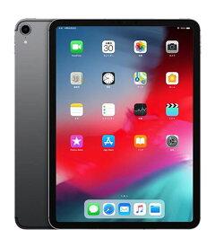 【中古】【安心保証】 au iPadPro-11_1[セルラー512G] グレイ