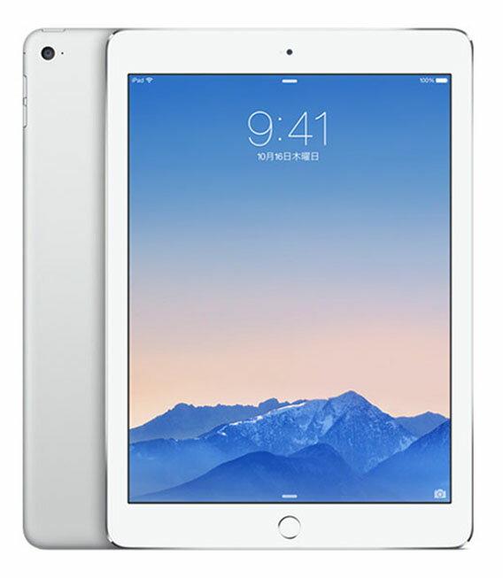 【中古】【安心保証】 docomo iPadAir 2[4G32G] シルバー