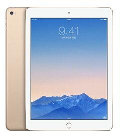 【中古】【安心保証】 docomo iPadAir 2[4G32G] ゴールド