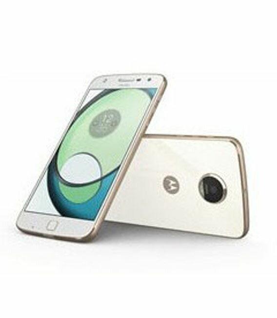 【中古】【安心保証】 SIMフリー Moto Z Play 32GB ホワイト