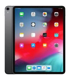 【中古】【安心保証】 SoftBank iPadPro 3ー12.9[セルラー256G] グレイ