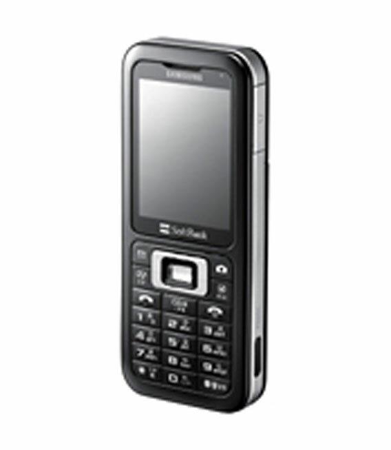 【中古】【安心保証】 SoftBank プリモバイル 730SCプリモバイル ブラック
