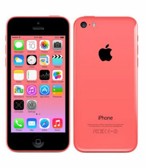 【中古】【安心保証】 SoftBank iPhone5c[16GB-s] ピンク