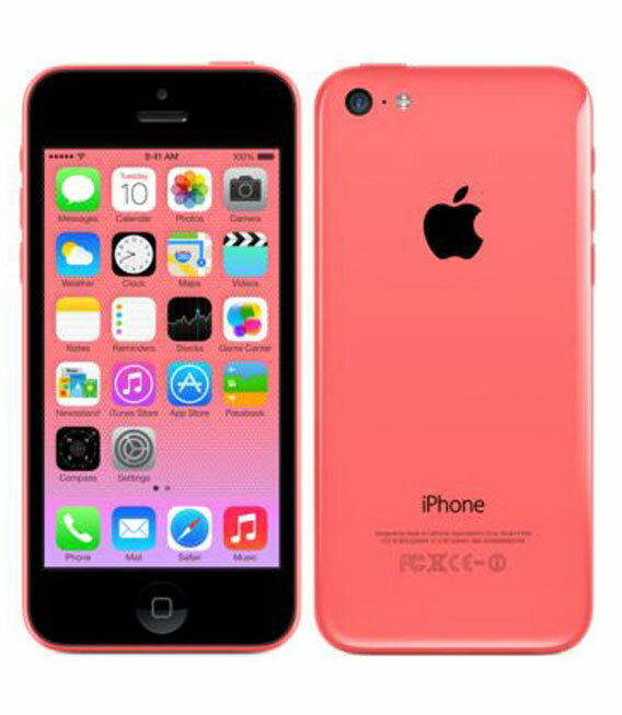 【中古】【安心保証】 SoftBank iPhone5c[32GB-s] ピンク