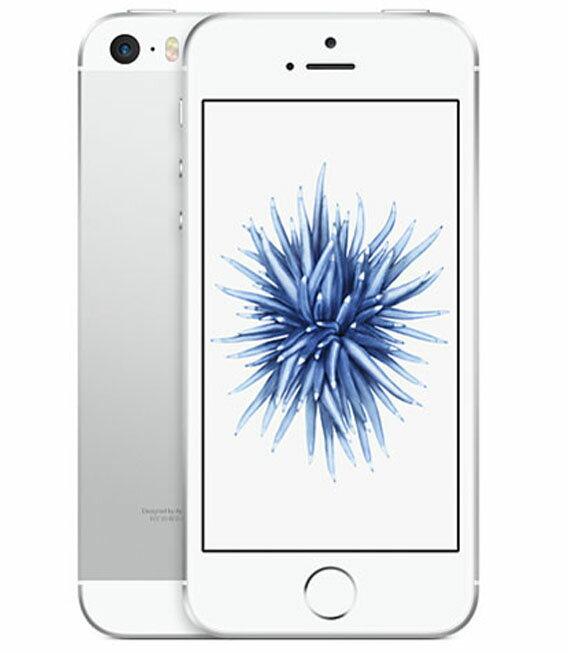 【中古】【安心保証】 docomo iPhoneSE[64GB] シルバー