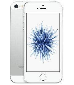 【中古】【安心保証】 SIMフリー iPhoneSE[64G] シルバー