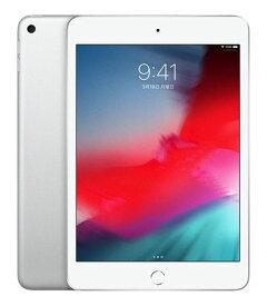 【中古】【安心保証】 iPadmini5 7.9インチ[64GB] セルラー au シルバー