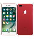 【中古】【安心保証】 docomo iPhone7Plus[128GB] レッド