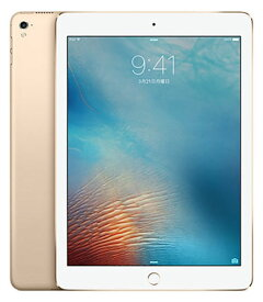 【中古】【安心保証】 9.7iPad 5[WiFi128G] ゴールド