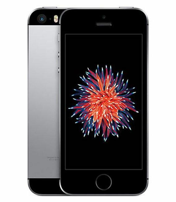 【中古】【安心保証】 SoftBank iPhoneSE[32GB] スペースグレイ