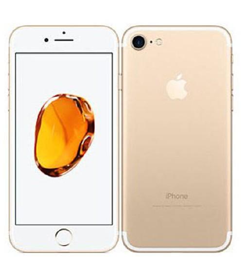 【中古】【安心保証】 docomo iPhone7[32GB] ゴールド