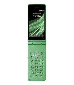 【中古】【安心保証】 SoftBank 805SH グリーン