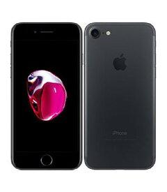 【中古】【安心保証】 iPhone7[256GB] docomo NNCQ2J ブラック